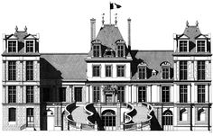 Thibaud Herem  The beauty certainly lies in the details for London-based French illustrator Thibaud Herem. At first glance, his architectural rendering handiwork seems photographic, but upon closer inspection, the magic reveals itself in the meticulous pencil and Indian ink hand drawn detailing the illustrator is known for.