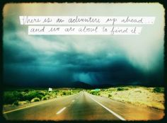 Adventure...