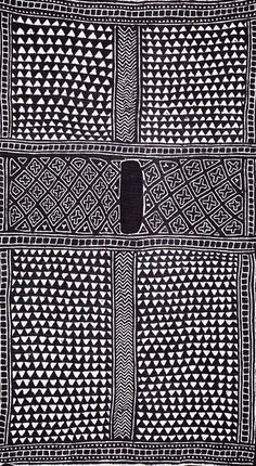 Textile pattern by Jon Rothenberg