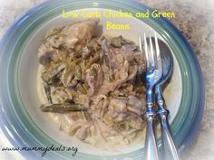 Low Carb Slow Cooker chicken Recipe from @Clair @ Mummy Deals