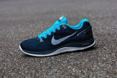Nike Lunarglide+ 5 | Armory Navy & Gamma Blue