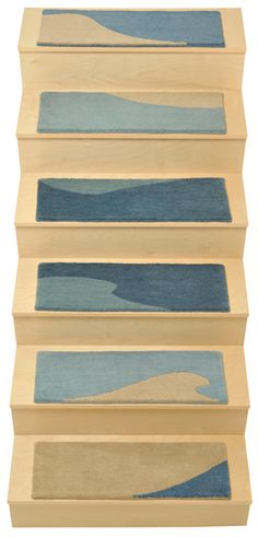 Step ideas on pinterest stair runners stair treads and carpet stai - Alto stair treads ...