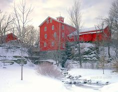 The Old Mill, Williamsville, NY