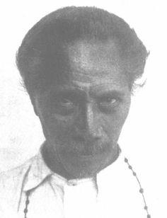 Chief Seiuli Sa'o'aumaga of Vaiusu (Faleata) the leader of Malietoa's great kava.