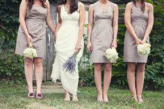 The Secrets of Successful Mismatched Bridesmaids -Part 2 | bellethemagazine.com