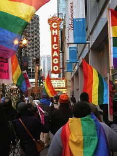 Congratulations Illinois for becoming the 15th state to legalize marriage equality. 15 down, 35 to go!