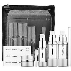 Carry On Airless Travel Set ($28)