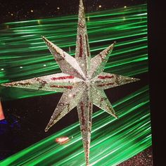 Loving the #colour #starburst #decorations