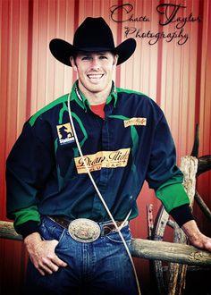 Josh Peek PRCA Calf Roper, Steer Wrestler, and Steer Roper     Bound to be my future husband!