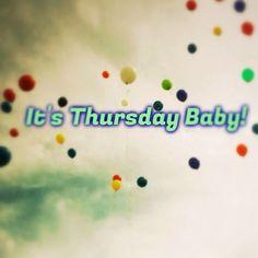 It's Thursday!!!