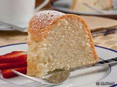 Cream Cheese Pound Cake | mrfood.com