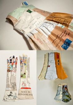 paper works by jennifer collier