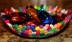 Bead Bowls-make them for a dollar!!