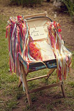 ribbon wands and programs