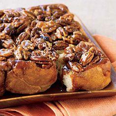 35 luscious apple recipes   Apple-Pecan Breakfast Buns   Sunset.com