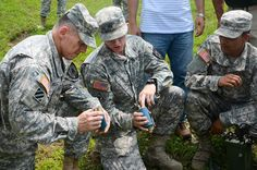 Soldiers with 1st Brigade Special Troops Battalion, 1st Armored Brigade Combat Team, 2nd Infantry Division, conduct spider ammunition training at Camp Casey Jul