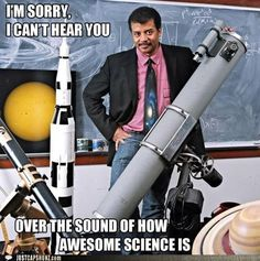 One for the science teachers.