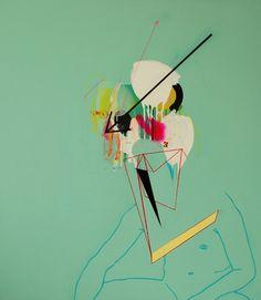 "Saatchi Art Artist Rodriguez Emanuel; Painting, ""Narrativa"" #art"