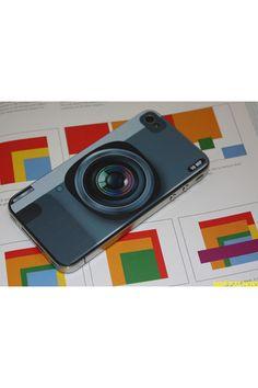 Camera iPhone 4/4S Skin