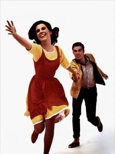 West Side Story - Richard Beymer - Natalie Wood