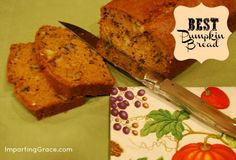 Easy-to-follow recipe for the BEST pumpkin bread.