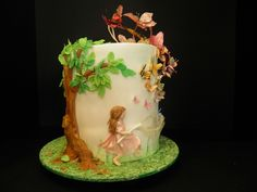 chase butterfli, galleries, birthday parti, cakes, butterfli cake, kid parti, amaz cake, butterflies cake, eat cake