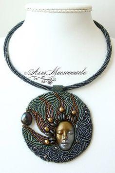 Magic jewellery by Alla Maslennikova
