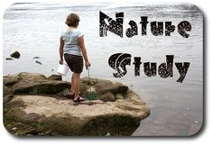 Charlotte Mason-style nature study printables and guides
