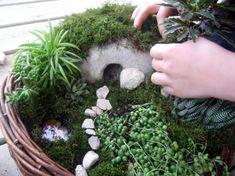 A Holy Experience – Make an Easter Garden: A Visual Parable