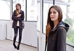 Fall collection 2013 by SÉZANE / SEZANE by Morgane Sezalory  http://www.sezane.com/fr/