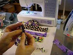 How to Make a Ruffled Skirt for Dolls Pt. 3