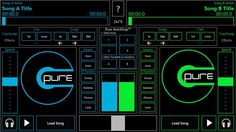Built in Loops, Cues, Sound Effects, Auto Transitions and the ability to scratch the record give you full creative control over your sound.   Pure DJ's // Auto Transitions allow even the most novice of DJs to mix songs with ease.