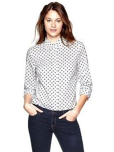 Perfect dot shirt | Gap
