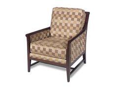 Hooker Furniture Living Room Chair 642-52002 - Barrs Furniture - McMinnville, TN