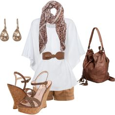 on the go - Polyvore