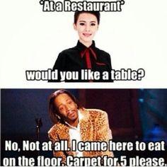 Haaaaa. Seriously though.
