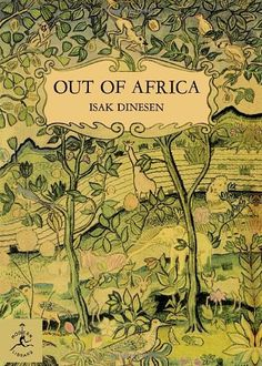 Out of Africa story by Karen Blixen she used her pen name Isak Dinesen, Great book Great movie!     http://www.amazon.com/dp/0679600213/ref=cm_sw_r_pi_dp_QOMHtb0WFBFPWR00