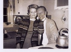 Tom and Dorothy Broadfoot