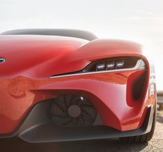 Ssssshhhh..... We're going to let you in on a secret! We Take a Look At The Design Secrets Of The Sensational #Toyota FT-1 Concept. Click the image to view the #viralvideo