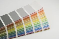 great blog post about paint colors