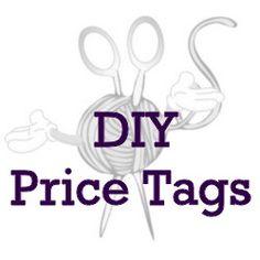 DIY Price Tags