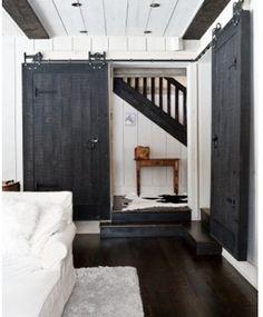 interior barn door