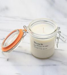 Grapefruit Soy Candle