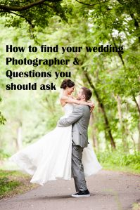 How to Find Your Wedding Photographer & Questions You Should Ask