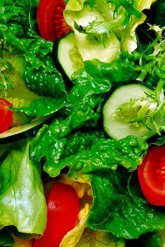 Salads w/ rotisserie chicken