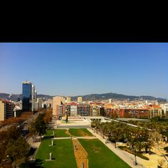 Barcelona from a new point of view!