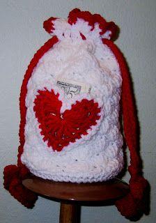 Hearts Bag by blogger Suzies Stuff