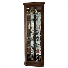 a curio cabinet for my salt and pepper shakers.