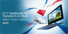 Fancy being the FIRST in the UK to own a brand new ASUS Transformer Pad?     Keep an eye on our Facebook page to find out how! http://www.facebook.com/asus.uk