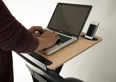 Want A Standing Desk? You're Sitting On One